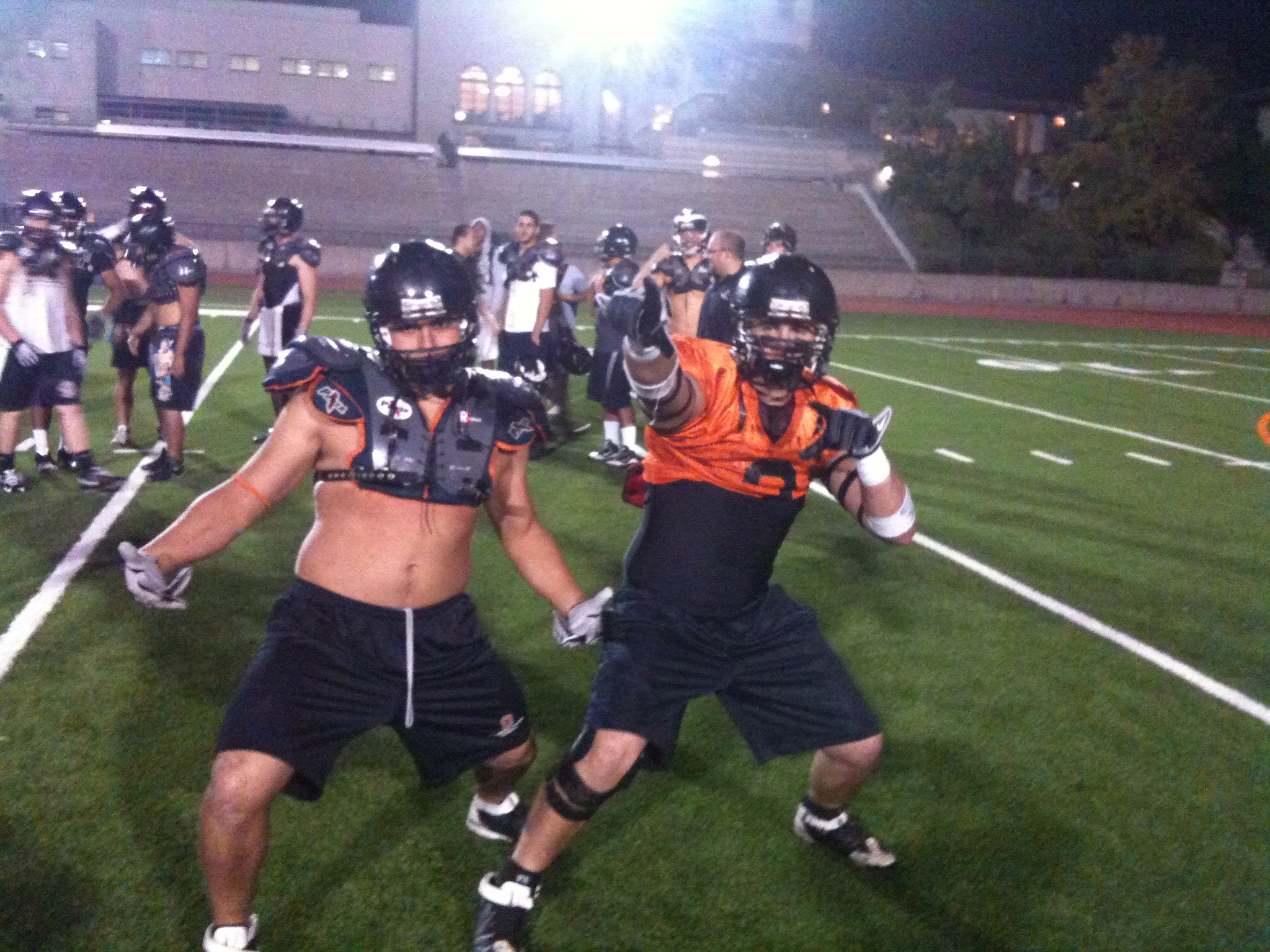 Occidental College Football Home Of The Tigers